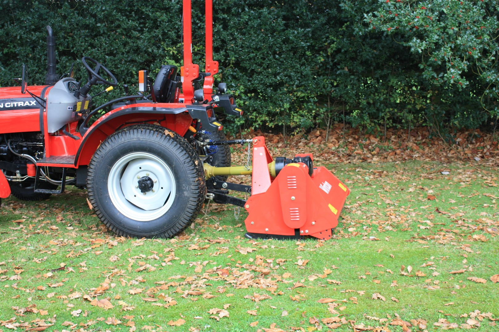 1 45m Heavy Duty Flail Mower (WN) - ATV Attachments